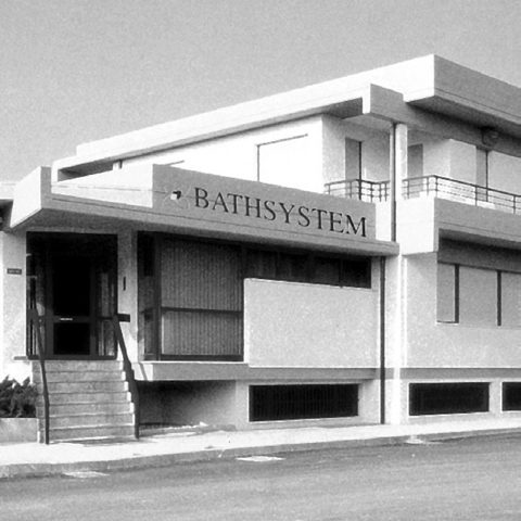 The beginning: Bathsystem first factory