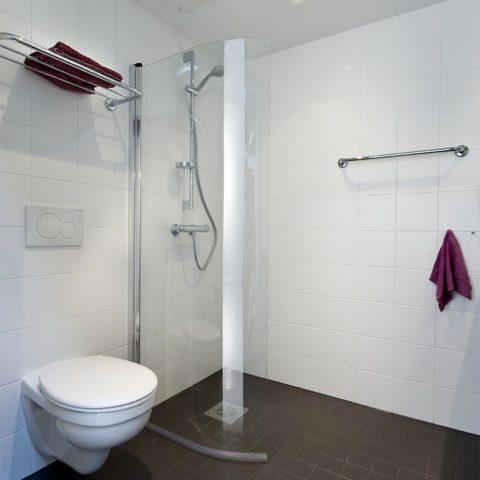 Bathroom pod for 3 Star Hotel