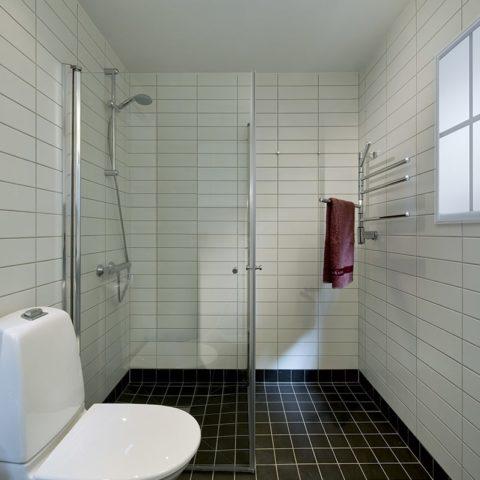Mid -level Scandinavian residential bathroom pod version 2
