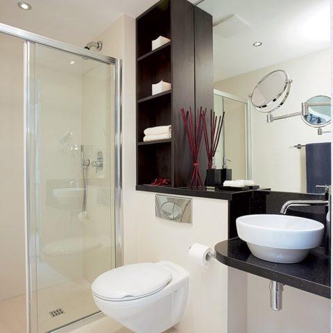 Luxury apartment prefabricated ensuite pod version 4