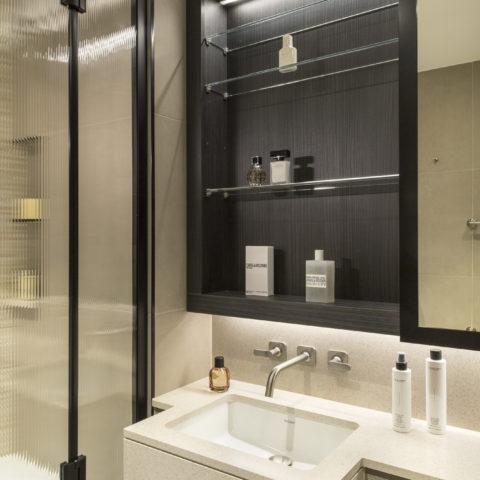 Luxury residential ensuite pod